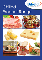 chilled product range